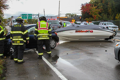 10-21-16 MVA With Injuries, Route 9, Photos By Bob Rimm