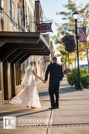 Allison + Matthew | Starline Factory Wedding