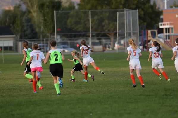 Ely Soccer Game