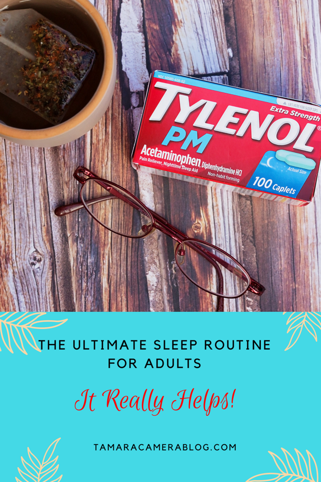 Are you in need of a good sleep routine? This helps us deal with sleeplessness and minor aches and pains. #ad #ForBetterTomorrows #BetterTomorrows #FallBack
