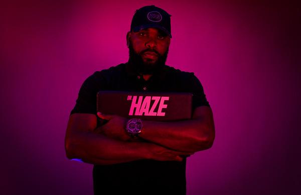 DJ Dr Haze