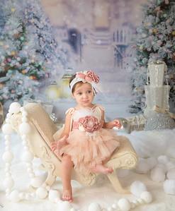 Valentina Christmas Birthday