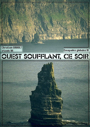Ouest soufflant, ce soir (Irlande)