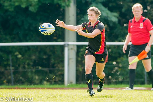 Womens 7s Grand Prix Series U18 in Liege, Belgium
