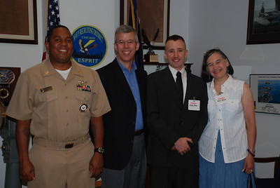 Navy Commissioning 2012