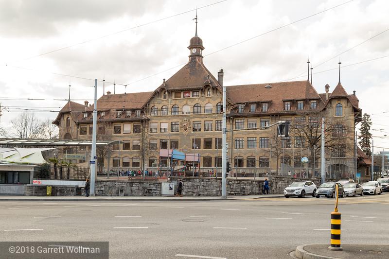 École de Sécheron