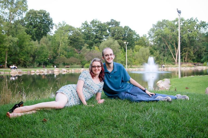 Debbie & Rich Engagement
