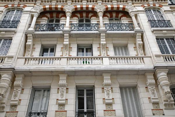 Architecture Rue de la République - Orléans