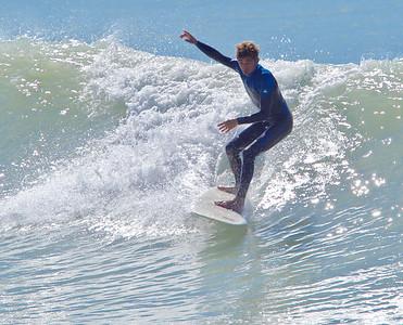 ERIC CALOOSA CASILLO SURF VENICE JETTY