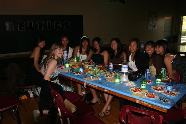Sports Banquet 2007