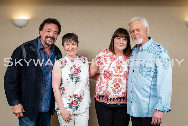 Weekend with the Osmonds
