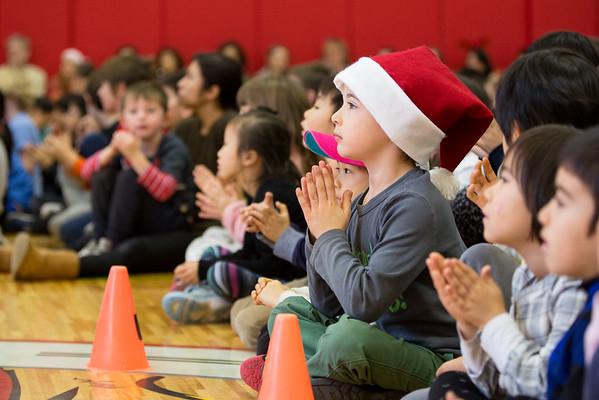 2015 Holiday Assembly