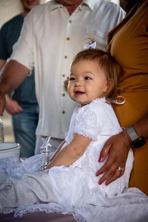Olivia's Baptism