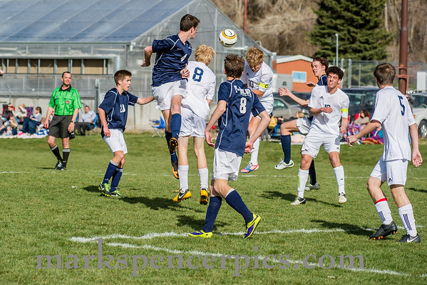 Soccer Boys 2014