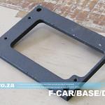 SKU: F-CAR/BASE/DX5, FastCOLOUR Printer Carriage Base Plate for EPSON DX5 Printhead