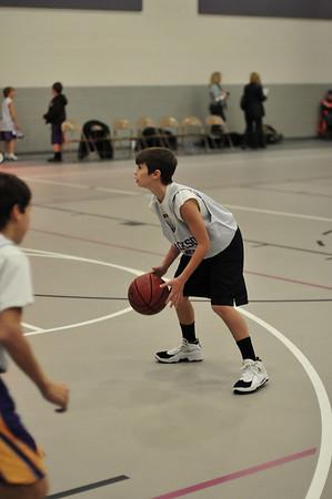 Varsity League Games 11/22/08