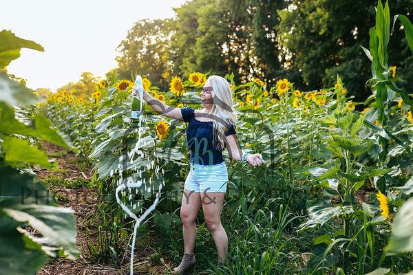 Erin Danaher | Dirty 30 Sunflower Mini