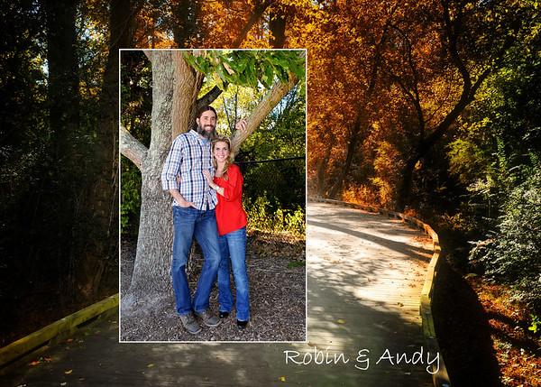 Robin & Andy
