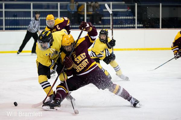 Ice Hockey: Vianney vs DeSmet
