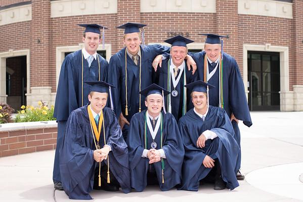 2015 CCHS Graduation