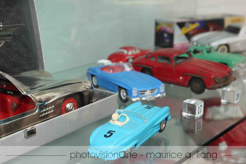 Classic toys of the SL.