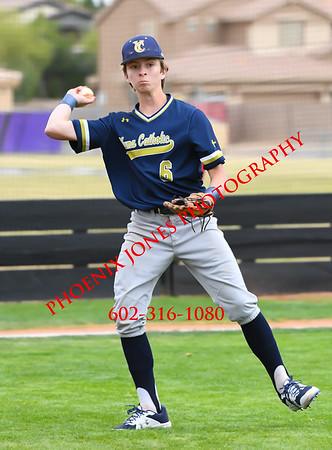 2020 - 21 - High School Baseball Games