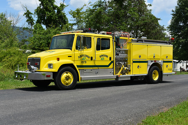 Company 47 - Rawlings Fire Department