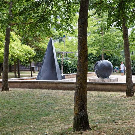 Parc Leon Chenault -Orléans