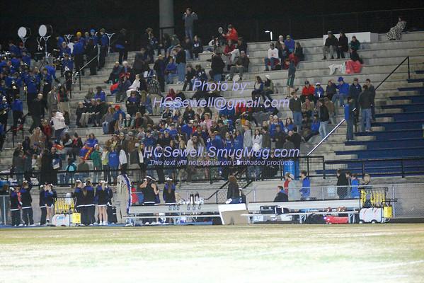 11-08 EJ at OCHS Spectators