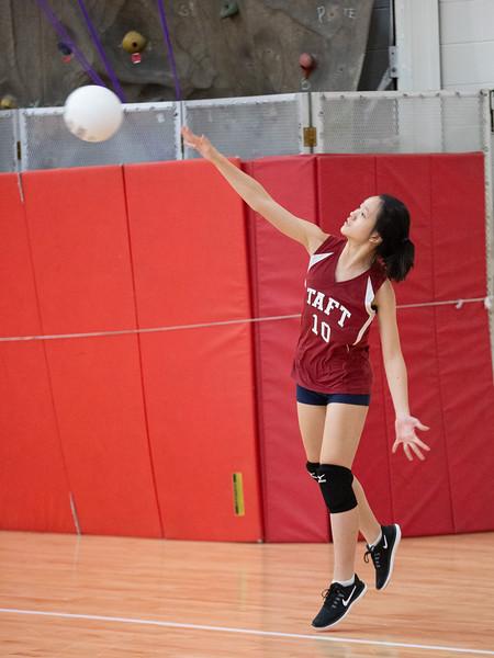 Thirds Volleyball vs Hotchkiss