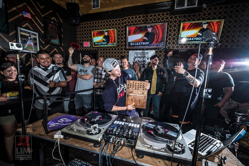 2K DJ Battle @The Churchward PUB