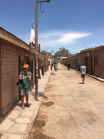 04 San Pedro Chile Solnedgang