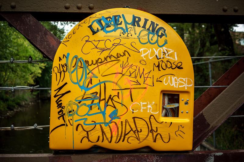 Life Grafiti Ring