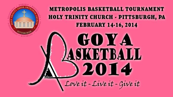 GOYA Basketball Tournament - Pittsburgh - February 14-16, 2014 - Saturday