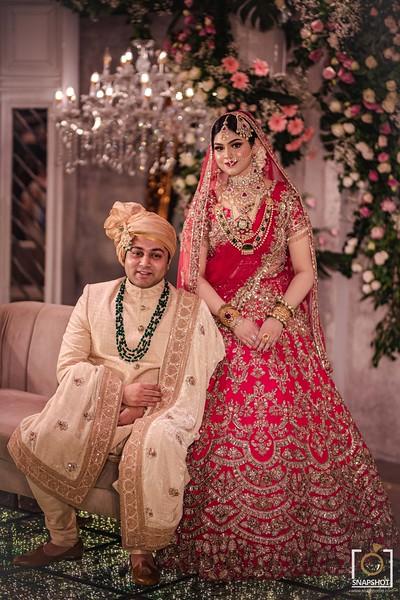 Simran &  Anaf Wedding