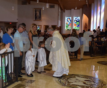 STM Academy End of the Year Mass
