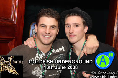 Society - 13th June 2008