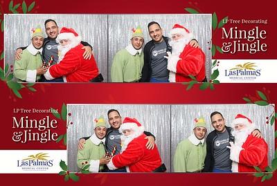 Las Palmas Mingle and Jingle
