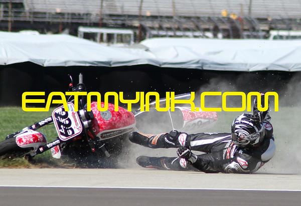 AMA/V&H XR1200s at Indy, 2011