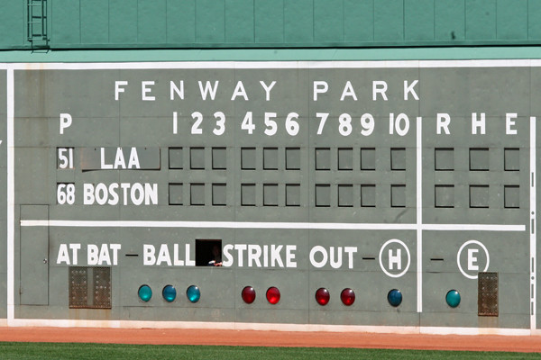 Red Sox, April 24, 2008