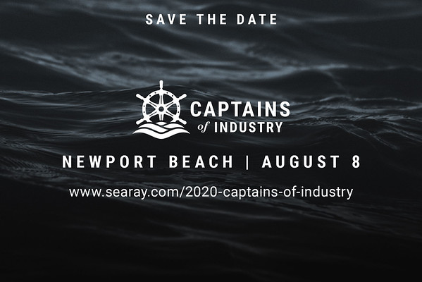 Newport Beach Captains of Industry 8-8-2020