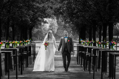 Huwelijksfeest Merksplas