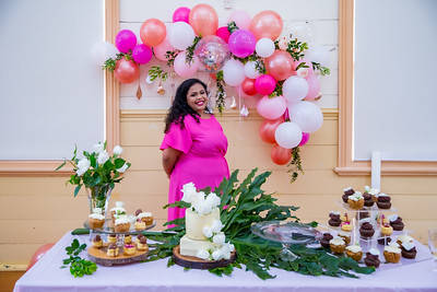 Ronita's bridal shower