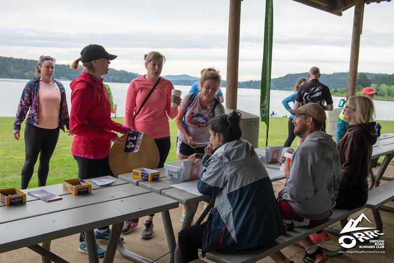 2018-05-05 Hagg Lake Runs