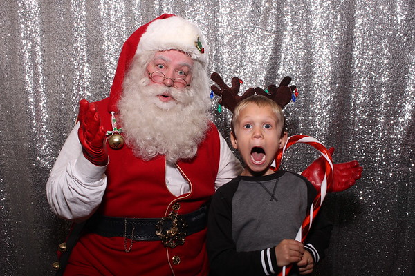 Central AR Pediatrics Christmas Party - 11.30.18