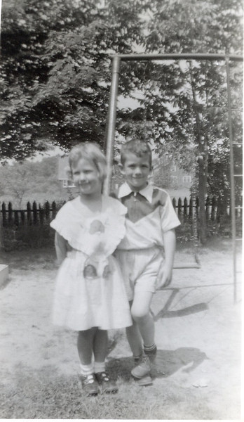 1951 John & Sue In Bergenfield NJ.jpg