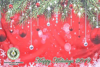 2019 Senator Menendez Happy Holiday