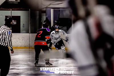 Staples Varsity Boys Hockey vs. Stamford/Westhill - March 10, 2021