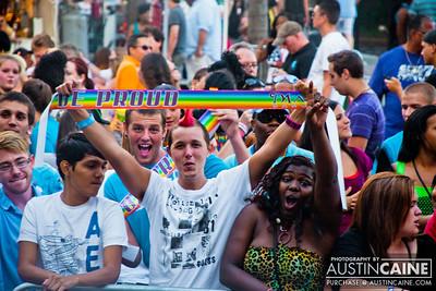 (2012-08-25) Charlotte Pride Festival