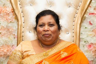 60th Birthday Celebration of Puanarani Gounder